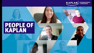 K+ Live Online English Courses [Student Testimonials] | People of Kaplan