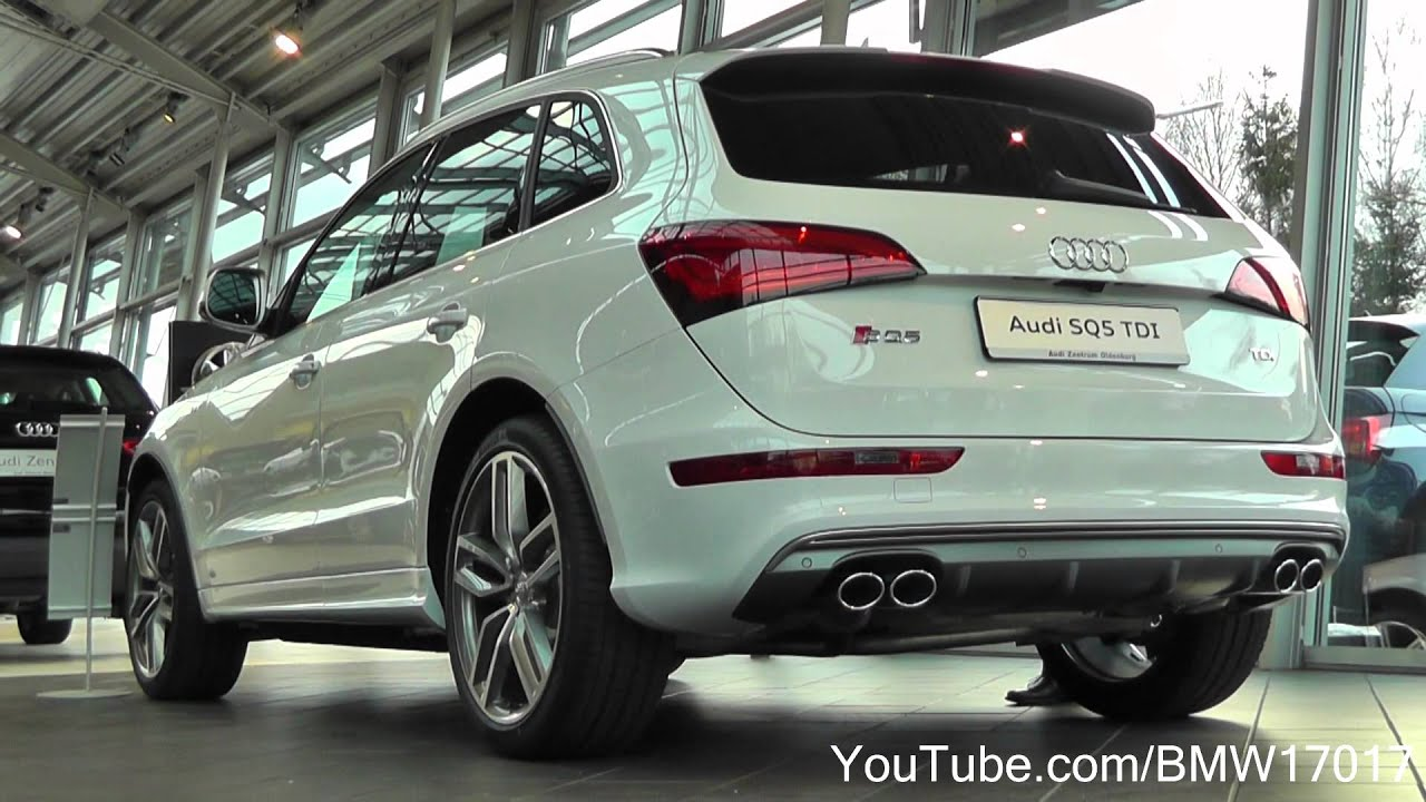 2013 Audi Sq5 3 0 Tdi In Detail Full Hd Youtube