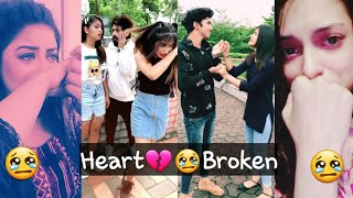 SAD😢💔EMOTIONAL TIK TOK VIDEOS 2019-HEART TOUCHING MUSICALLY VIDEOS | BREAKUP💔TIK TOK SAD VIDEOS