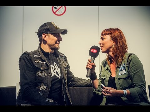 Interview Volbeat - Graspop 2016