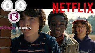 Gaming News: Netflix Still in on Stranger Things Game
