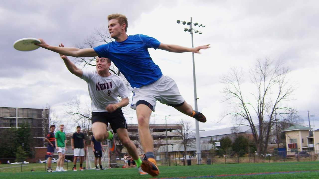 UVA Ultimate Frisbee: Meet the Men\'s Ultimate Team - YouTube