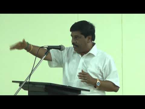Thalam Lec Dem at Thiagarajar College, Madurai