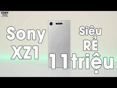 Sony Xperia XZ1 chỉ còn gần 11 triệu, món hời này hấp dẫn hơn XZ2 nhiều
