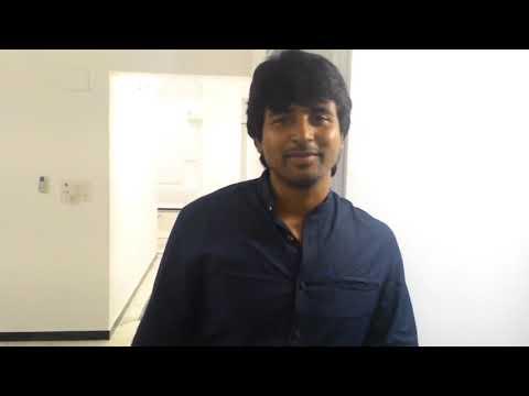 Actor sivakarthikeyan speaks about Enakku prechana song