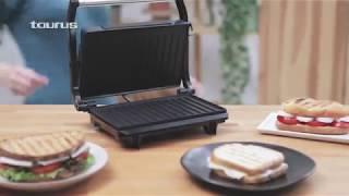 Grill Toast Taurus Youtube