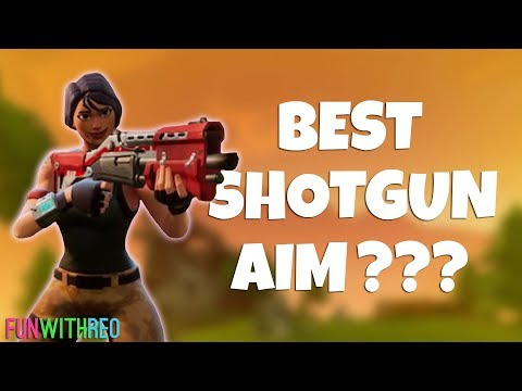 how to get better aim on fortnite