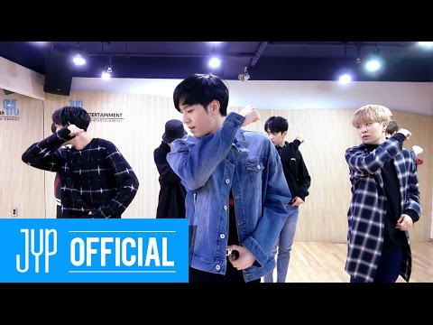 GOT7 Never Ever Dance Practice Unlock Ver