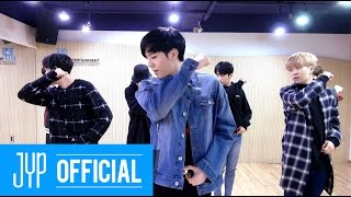 "GOT7 ""Never Ever"" Dance Practice (Unlock Ver.)"