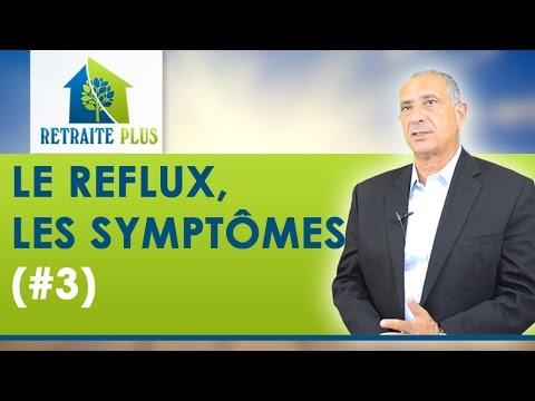 reflux gastrique douleurs abdominales