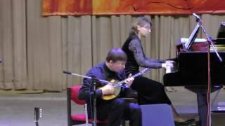 видео: Ф. Мендельсон Концерт для скрипки 3 часть. переложение для домры Чевин Ю.В.