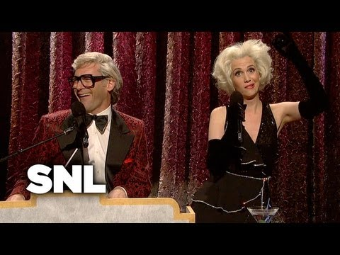 Darlique and Barney - Saturday Night Live