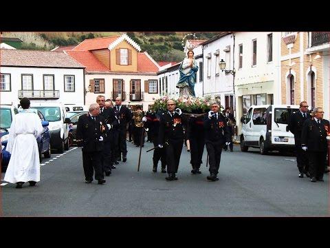Procissão de Nossa Senhora da Conceição 2014 - Horta, Faial