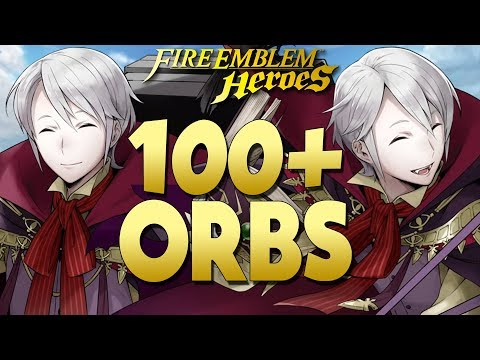 Fire Emblem Heroes | 100+ Orbs For Halloween Henry! Trick or Defeat 🔴LIVE SUMMONING! [Part 77]
