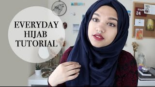 Updated Everyday Hijab Tutorial Thumbnail