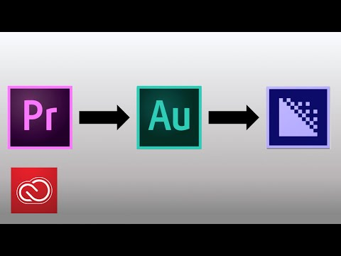 Coming To CC Video & Audio: Export From Audition With Media Encoder | Adobe Creative Cloud