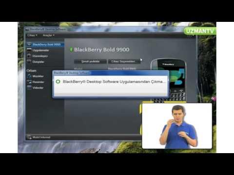 BlackBerry Yazılımı Nasıl Güncellenir?