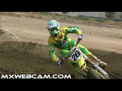 Michael Byrne  Milestone MX Exclusive