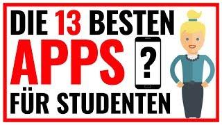 13 atemberaubende Apps für Studenten (2018) 📱