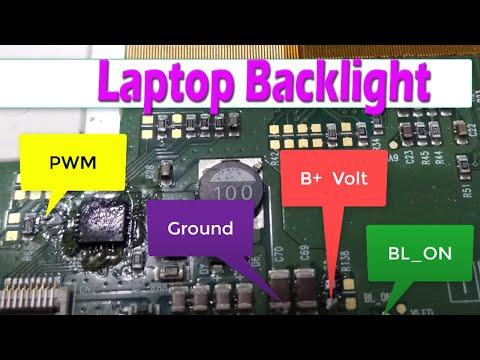 Repair Laptop Led Back Light Lcd Backlight Inverter