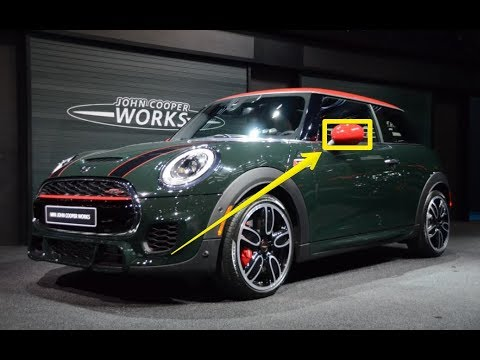 watch now 2018 mini john cooper works countryman all4. Black Bedroom Furniture Sets. Home Design Ideas