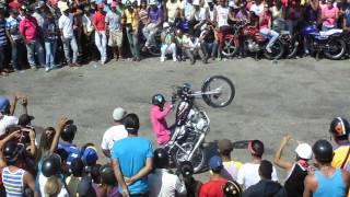 moto pirueta san felipe Estado yaracuy