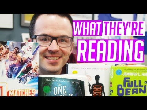 Books My Fifth Graders Are Reading | Volume 1