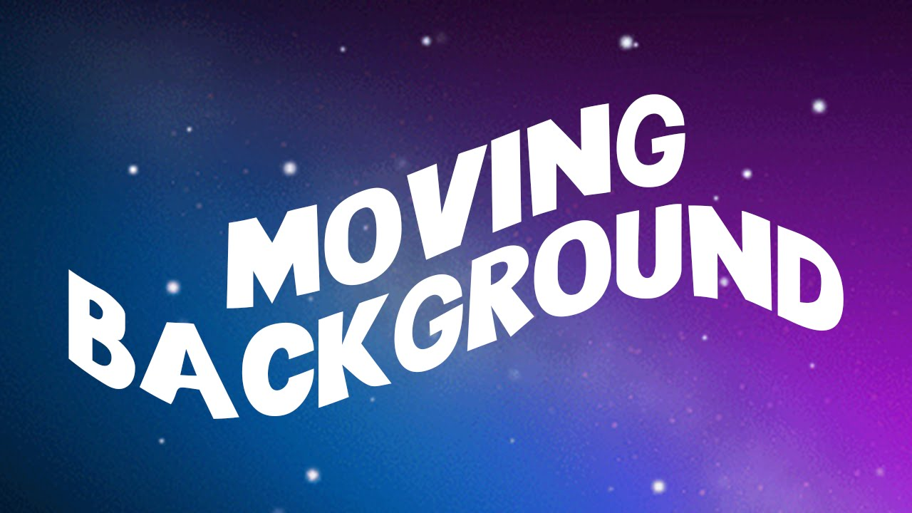 space moving live background wallpaper youtube