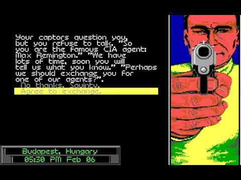 Let's Play Covert Action - Case 2 [3/3] Keys To The Castle |