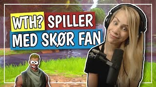 JEG CARRIER MINE FANS! *LUL* (FORTNITE DANSK)