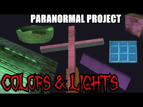 GTA San Andreas Myths . Colors & Lights [1/2] - PARANORMAL PROJECT 34