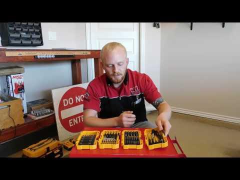 Tool Talk Ep. 38 My Dewalt Tools
