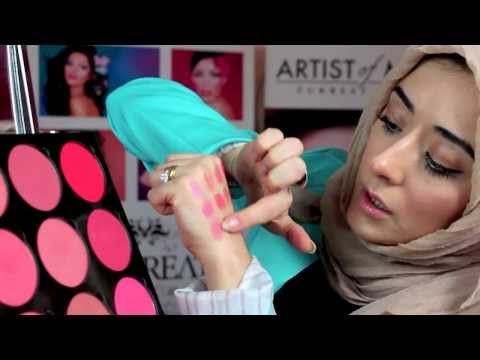 Artist of Makeup HD Blusher & Palettes - Artist of Makeup Co