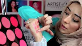 Artist of Makeup HD Blusher & Palettes - Artist of Makeup Cosmetics Online store Thumbnail