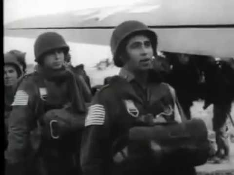 Allied Rhine Airborne Operations in WWII