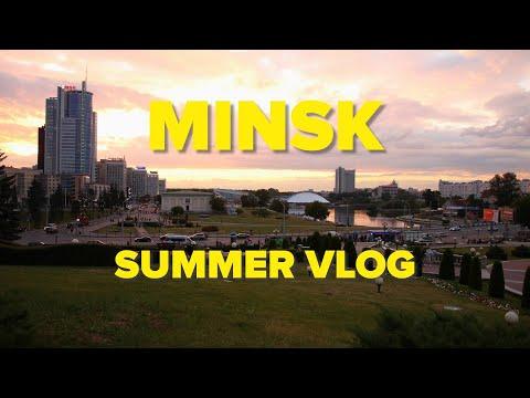 MINSK, BELARUS Summer Vlog   Are Belarusians the Canadians of Russia?