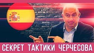 Секреты Станислава Черчесова | МИР СПОРТА