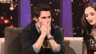 ROVE LA - How to embarrass James Marsden during an interview