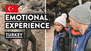 OUR SCARIEST TRAVEL EXPERIENCE | ANZAC Day Gallipoli | Dawn Service Turkey | Travel Talk Tours #5
