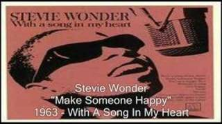 Stevie Wonder - Make Someone Happy