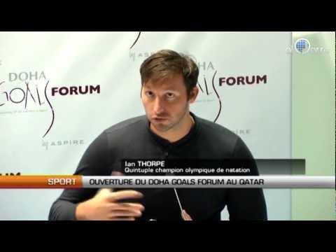 Ouverture du Doha Goals Forum