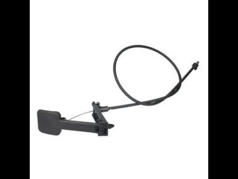Hard-wearing handle / handle / mask cable Citroen C5