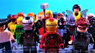 Lego Marvel Series [Final Trai…