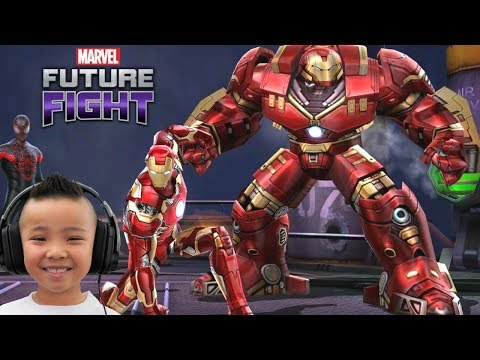 Ultimate Avengers Team Marvel Future Fight CKN Gaming