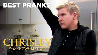 Chrisley April Fools' Day | The Best Pranks From Chrisley Knows Best