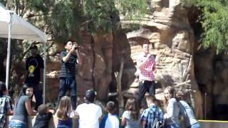 Bruno Mars Lazy Song Acapella Prescott Park - Memorial Day Performance at the Springs Preserve