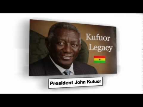 Pres. J.Kufuor Gallery