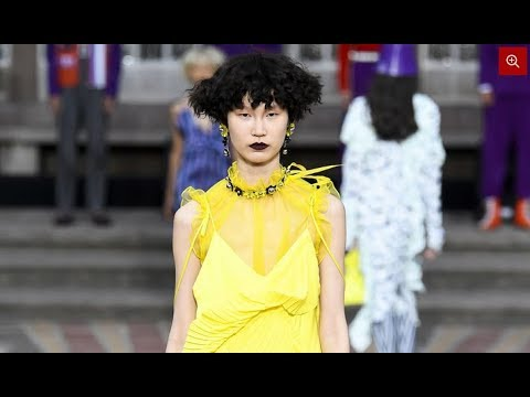 KENZO Full Show Spring Summer 2018 Paris - Fashion Channel - YouTube c619375d08a