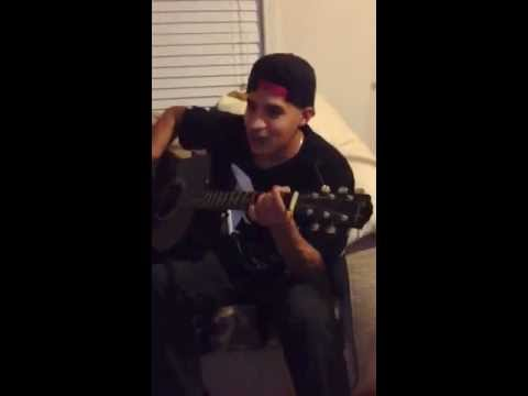 Don't Laugh At Me by Baby Jay (Live acoustic) anti-bullying respect video