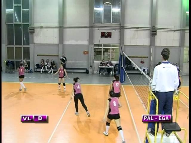 GSD Palombara vs Egan Volley - 5° Set